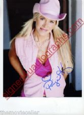 PAIGE HEMMIS SIGNED 'Extreme Makeover: Home Edition' SIGNED 10x8 Photo 10x8  #3